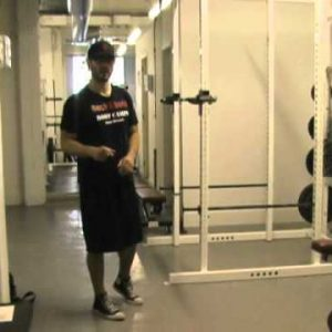 "Fat Burning Circuit ""The Hated"" Workout A from Resistance Evil: Afterburn TT"