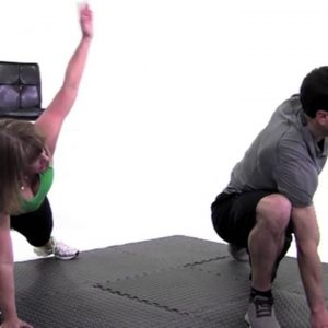 4-Minute NO Equipment Fat Burning Workout - HWR Total Body Miracle