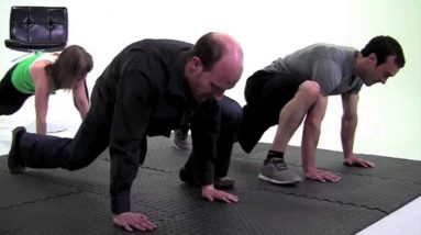 4-Minute No Equipment Workout - HWR Prisoner Miracle