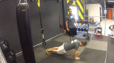 A Nasty 6-Exercise Total Abs and Core Circuit Workout