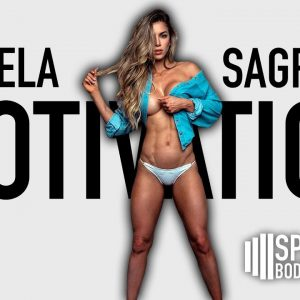 Anllela Sagra motivation | Spartan Bodybuilding