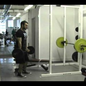 Arms Exercises & Bench Presses with TT Meatheads 4x4 Workout D