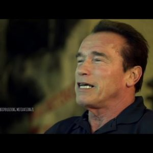 Arnold Schwarzenegger daily life workout motivation