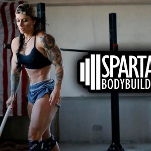 Ashley Horner training [NEW] | SPARTAN BODYBUILDING