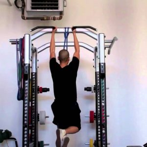 Band Assisted Chin-ups