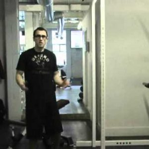 Beginner Fat Burning Workout - TT Total Torso Training 2011 Workout B