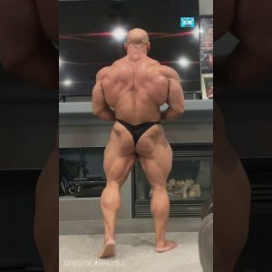 BIG RAMY Posing Before Olympia Bodybuilding competition 2020