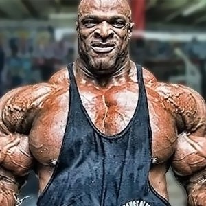 BIGGEST AND STRONGEST MASS MONSTER IN THE GYM - RONNIE COLMAN MOTIVATION