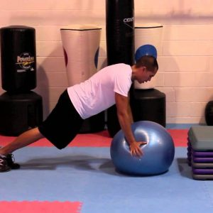Bodyweight Abdominal Exercise - Mountain Climber Variations