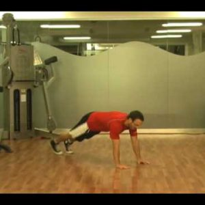 Bodyweight Workouts with TT BW Cardio 2.0 Workout B