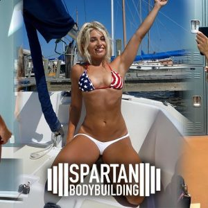 Carriejune Anne Bowlby (Ace) training | Spartan Bodybuilding