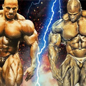 BIG RAMY VS RONNIE COLEMAN - MODERN ERA MONSTER VS OLD SCHOOL MONSTER - MR. OLYMPIA MOTIVATION