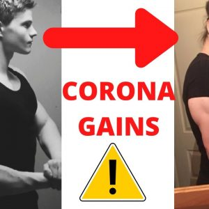 CORONA MUSCLE LOSS - Muscle memory physique update