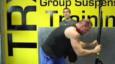Craziest TRX Combination Bodyweight Exercises
