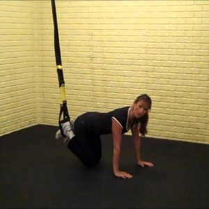 Crazy Hard Ab Exercise - TRX Body Saw