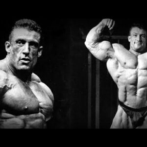 (Dorian yates) mr Olympia life style workout motivation