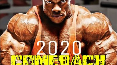 END GAME - PHIL HEATH'S COMEBACK FOR MR. OLYMPIA 2020