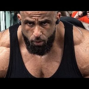 Fouad 'Hoss' Abiad - STRONGEST MENTAL STATE - Bodybuilding Motivation