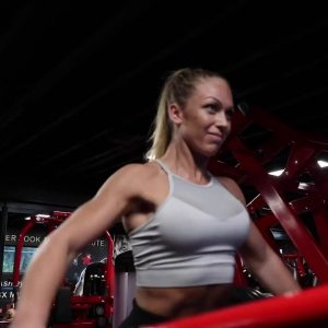 Frida Paulsen workout | Spartan Bodybuilding