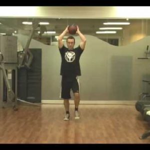 Gain Muscle and Lose Fat with TT Medicine Ball Workout