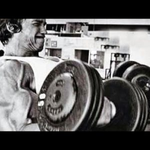 GET HUNGRY - ARNOLD SCHWARZENEGGER BODYBUILDING MOTIVATION