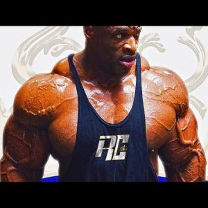 GOD OF IRON - Ronnie Coleman | Bodybuilding Motivation