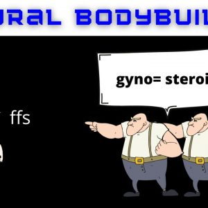 Gynecomastia in natural bodybuilding?!