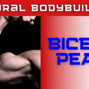 How to grow your biceps peak? The brachialis explained