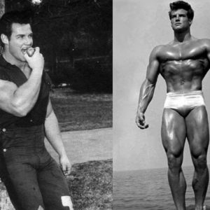 How to look like Steve Reeves!