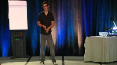 Business Building Tips from Craig Ballantyne - Turbulence Training Trainer Summit 2011