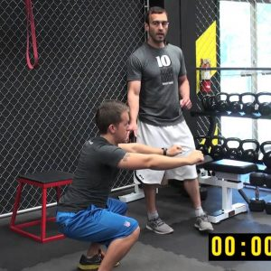 Insane 4-Minute Bodyweight Workout Finisher