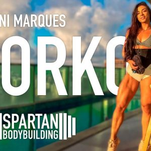 Karolini Marques workout | Spartan Bodybuilding