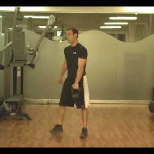 Kettlebell Workout Bodyweight Exercises Circuit