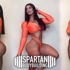 Kiki Vhyce training | Spartan Bodybuilding