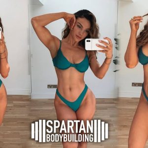 Krissy Cela workout | Spartan Bodybuilding
