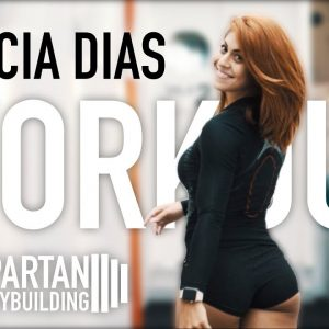 Leticia Dias workout 2 | Spartan Bodybuilding