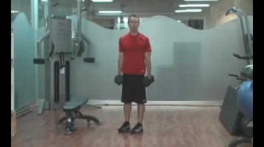 Lower Body and Abs Superset