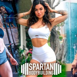 Luciana Del Mar workout 2 | Spartan Bodybuilding