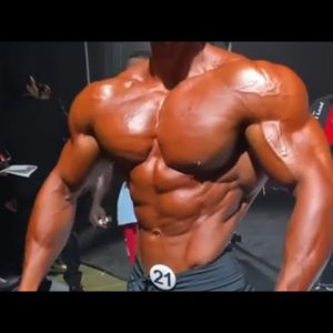 Men's Physique Mr Olympia 2020 (ANDREI DELU)