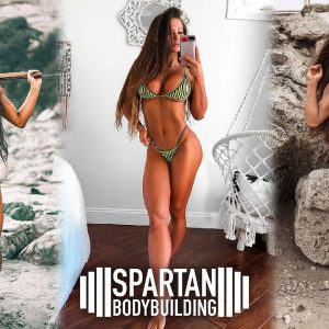 Michie Peachie workout | Spartan Bodybuilding