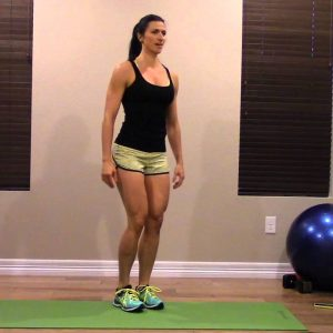 Missi Holt: Happy Holidays Workout