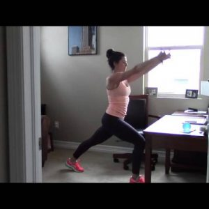 Missi Holt Yoga: Desk Series Video 2