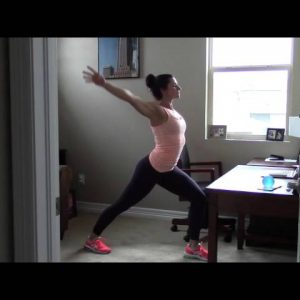 Missi Holt Yoga: Desk Series Video 3