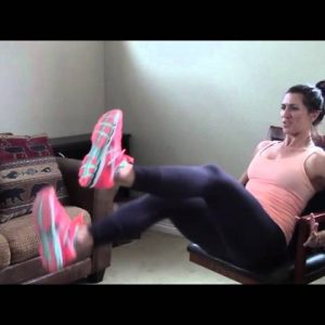 Missi Holt Yoga: Desk Series Video 4