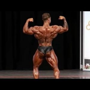 Mr Olympia 2020 classic physique (Chris Bumstead)
