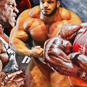 MR. OLYMPIA 2020 - THE REAL WAR BEGINS - DO OR DIE👊