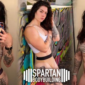Natasha Aughey crossfit training | Spartan Bodybuilding
