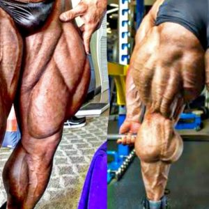 OLD SCHOOL EPIC LEG DAY - Powerful LEGDAY Motivation