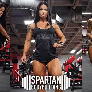 Patricia Alamo workout | Spartan Bodybuilding
