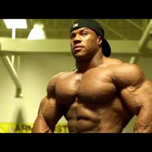 Phil heath I am back shoulder day motivition  2020